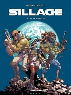 Sillage, Vol. 12 : Zone Franche