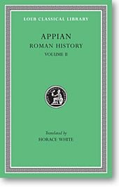 Roman History, Volume II (Loeb Classical Library)
