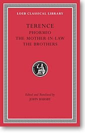 Terence, II, Phormio. The Mother-in-Law. The Brothers (Loeb Classical Library)
