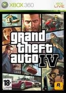 Grand Theft Auto IV (GTA 4) Xbox 360 Faceplate