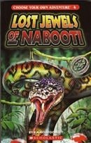 Choose Your Own Adventure 4: The Lost Jewels of Nabooti