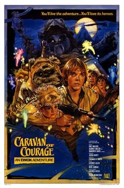 Caravan of Courage: An Ewok Adventure