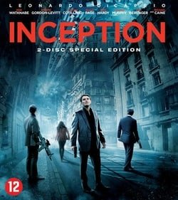Inception (2-Disc Special Edition) [Blu-ray]
