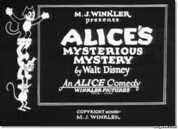 Alice's Mysterious Mystery