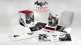 Batman: Arkham City - Collector's Edition