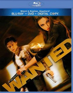 Wanted [Blu-ray / DVD / Digital Copy]
