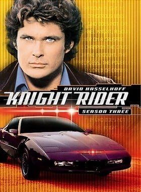 Knight Rider: Season Three  [Region 1] [US Import] [NTSC]