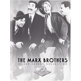 Marx Brothers Silver Screen Collection  [Region 1] [US Import] [NTSC]