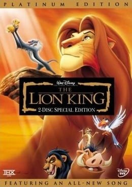 The Lion King (Two-Disc Platinum Edition)