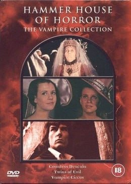 Hammer House of Horror : The Vampire Collection  (DVD)