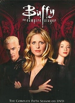 Buffy the Vampire Slayer - The Complete Fifth Season