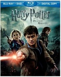 Harry Potter and the Deathly Hallows, Part 2 [Blu-ray/DVD/Digital copy] (2011)