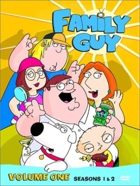 Family Guy: Volume One (Seasons 1-2)