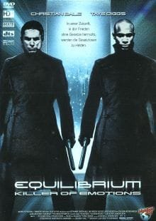 Equilibrium - Killer of Emotions