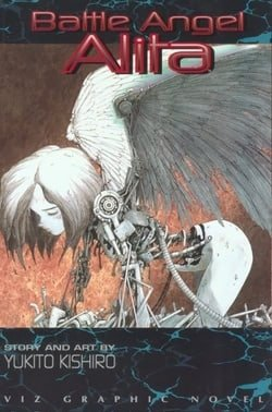 Battle Angel Alita:Rusty Angel, Volume 01 (VIZ Graphic Novel)