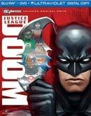 Justice League: Doom (Blu-ray/DVD Combo)