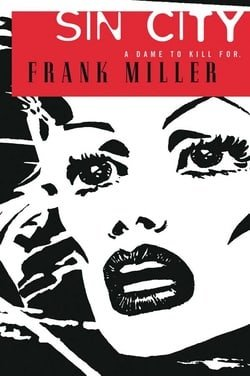 A Dame to Kill For (Sin City, Book 2)