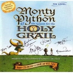 Monty Python the Quest for the Holy Grail