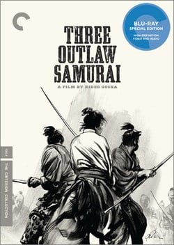 Three Outlaw Samurai [Blu-ray] - Criterion Collection