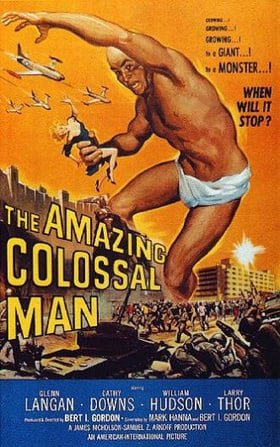 The Amazing Colossal Man