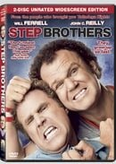 Step Brothers (Two-Disc Unrated Edition + Digital Copy)