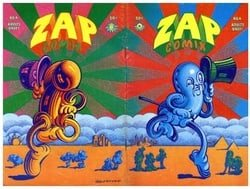 Zap Comix Issue 4 (Issue 4)