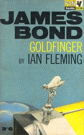 Goldfinger (James Bond, Book 7)