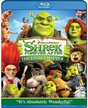Shrek Forever After: The Final Chapter - Double Play (Blu-ray + DVD)