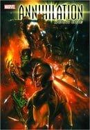 Annihilation Book 1 HC: Bk. 1 (Oversized)