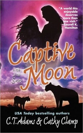Captive Moon (Tales of the Sazi, Book 3)