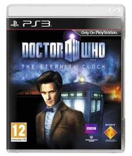 Doctor who the eternity clock - ps3 - uk import