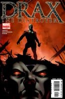 Drax The Destroyer: Earth Fall