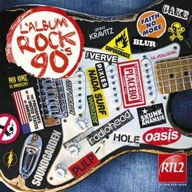 L'Album Rock 90's