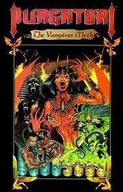 Vampires Myth (Purgatori Series)