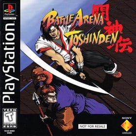 Battle Arena Toshinden
