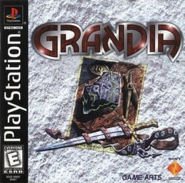 Grandia - PlayStation