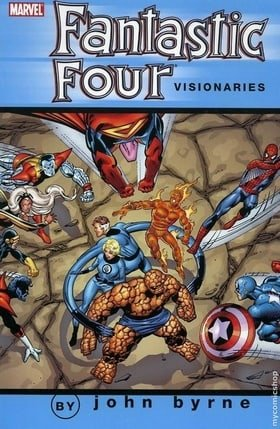 Fantastic Four Visionaries - John Byrne, Vol. 2