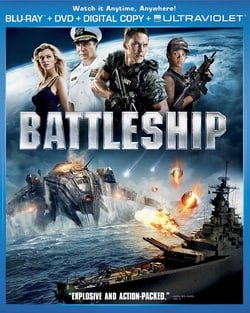 Battleship (+ DVD and UltraViolet Digital Copy)