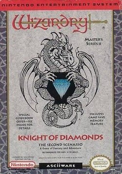 Wizardry II: Knight of Diamonds