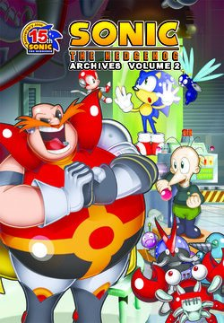 Sonic The Hedgehog: Archives Volume 2