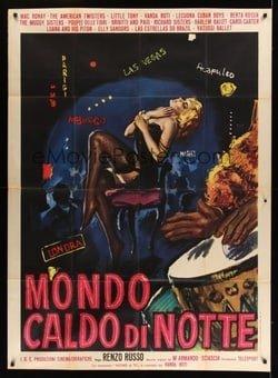 Mondo caldo di notte (1962)