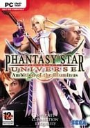 Phantasy Star Universe: Amibition of Illuminus