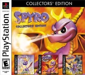 Spyro Collectors' Edition