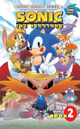Sonic the Hedgehog: Legacy Vol. 2