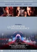 A.I. Artificial Intelligence (Widescreen Two-Disc Special Edition)