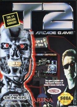 T2 Terminator 2: The Arcade Game