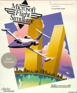 Microsoft Flight Simulator 3.0