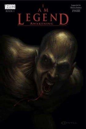 I Am Legend: Awakening - Story 4: Death as a Gift