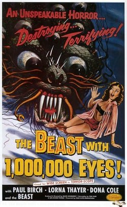 The Beast with a Million Eyes