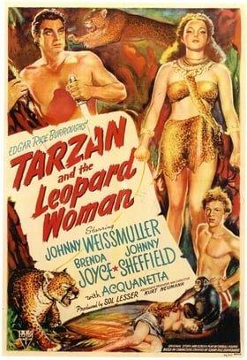 Tarzan and the Leopard Woman